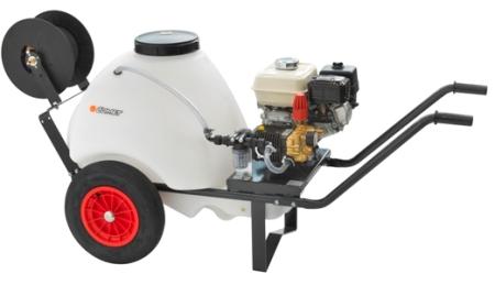 Robbanómotoros félipari magasnyomású mosó COMET FDX WB 8/160 BWD-K LONCIN G 200 F