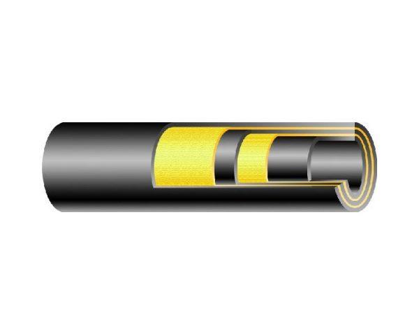 ISI RADIATOR / 4 bar DN18 forróvíz és gőz tömlő fagyálló folyadékhoz is