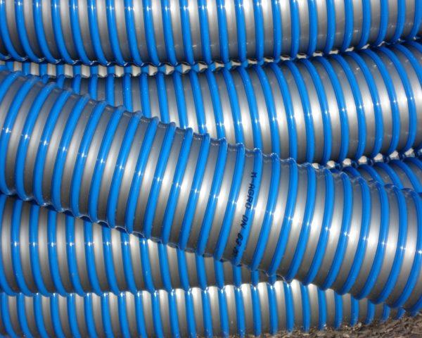 M-FLEX AGRO -0.9 bar (vákum) / DN152 PVC - agrár szívó/nyomó tömlő általános célokra