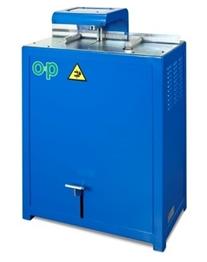 O+P TF2 Álló kivitelű elektromos tömlővágó