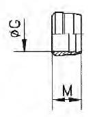 Vágógyűrű TD 88-38S